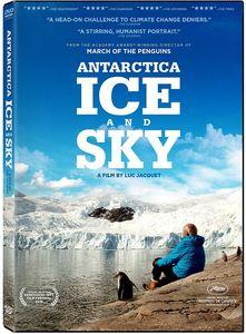 Antarctica: Ice and Sky