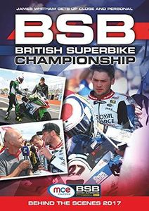 British Superbike: Behind The Scenes 2017 [Import]