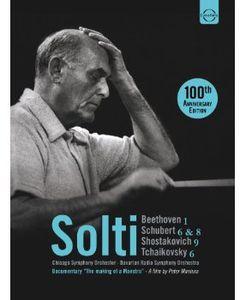 Solti: 100th Anniversary Edition