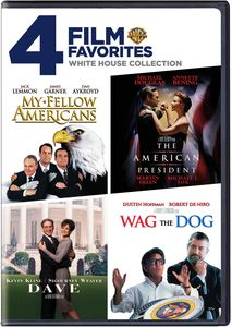 4 Film Favorites: White House Collection