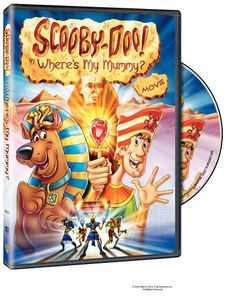 Scooby Doo in Where's My Mummy