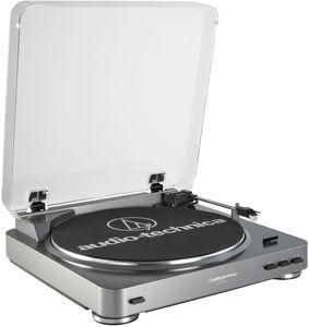 Audio Technica At-lp60 Belt-drive Turntable