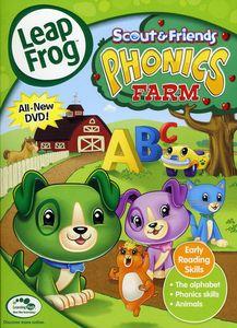 Leap Frog: Scout & Friends: Phonics Farm
