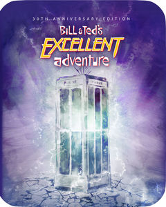 Bill & Ted's Excellent Adventure (30th Anniversary Edition) (Steelbook) , Keanu Reeves