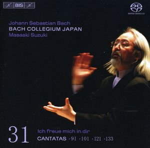 Complete Cantatas 31