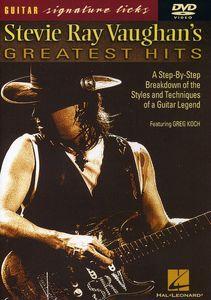 Guitar Play Along: Stevie Ray G.H. Signature Licks