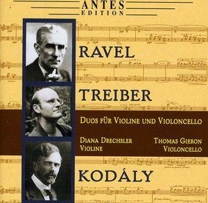 Duos for Violin & Violincello