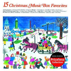 15 Christmas Music Box Favorites