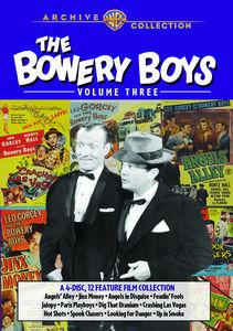 The Bowery Boys: Volume Three