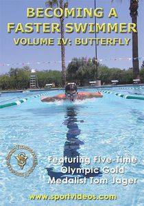 Becoming a Faster Swimmer: Butterfly