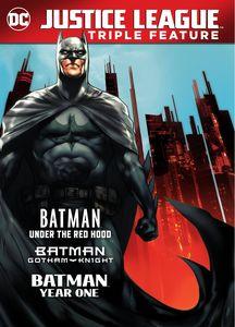 DCU Batman Triple Feature