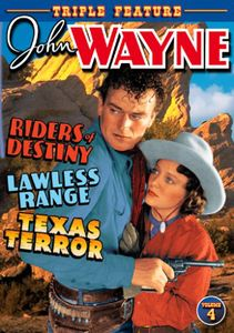 John Wayne Triple Feature 4