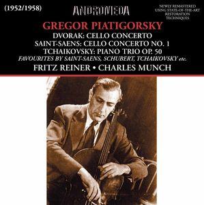 Gregor Piatigorksy Cellokonzer