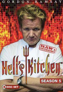 Hell's Kitchen: Season 5 Raw & Uncensored