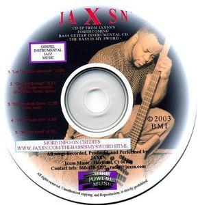 Bass Is My Sword-CD Single EP