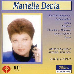 Arie Da Opere: Puritani, Lucia, Lakme, Louise, Etc