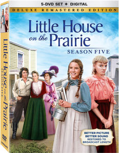 Little House on the Prairie: Season Five