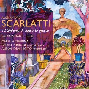 12 Sinfonie Di Concerto Grosso