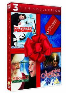Miracle on 34th Street (1994)/ Christmas Carol A [Import]