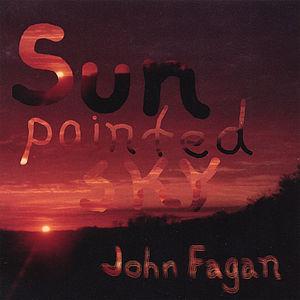 Sun-Painted Sky