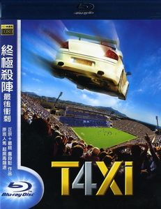 Taxi 4 (2007) [Import]