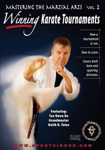 Mastering The Martial Arts: Winning Karate Tournaments