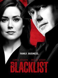 The Blacklist: The Complete Fifth Season