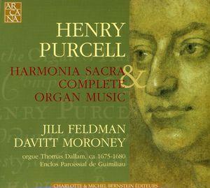 Harmonia Sacra & Complete Organ Music