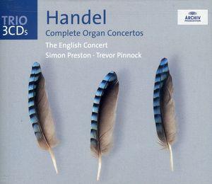 Complete Organ Concertos