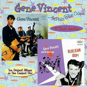 Blue Jean Bop /  Gene Vincent and The Bluecaps