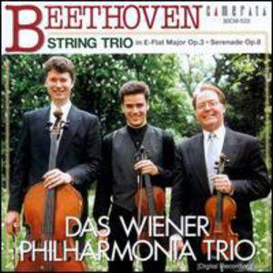 String Trio in E Flat Major Op 3