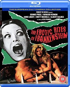 The Erotic Rites of Frankenstein [Import]