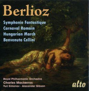 Symphonie Fantastique /  Overtures Roman Carnival &