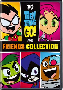 Teen Titans Go! And Friends Collection