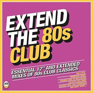 Extend The 80s: Club /  Various [Import]