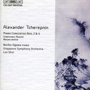Piano Concertos /  Symphonic Prayer