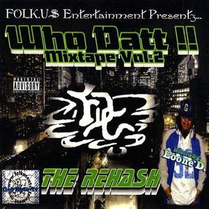 Who Datt Mixtape2 Rehash /  Various