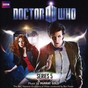 Doctor Who-Series 5: Original Television Soundtrack