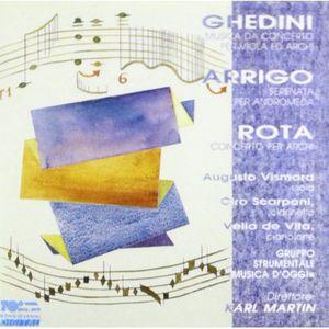 Musica Da Concerto /  Serenata
