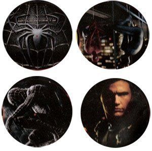 Spiderman 3 Set 1 /  Various