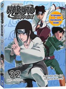 Naruto Shippuden Uncut Set 32