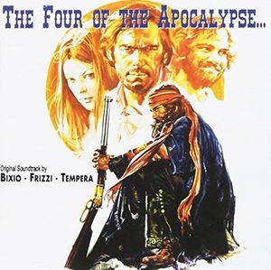 The Four of the Apocalypse... /  Silver Saddle (Original Soundtrack) [Import]
