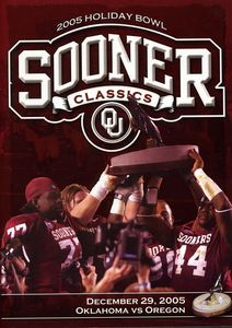 2005 Holiday Bowl: Oklahoma Vs. Oregon