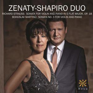 Zenaty-shapiro Duo