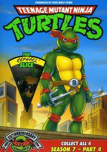 Teenage Mutant Ninja Turtles: Season 7 PT. 4
