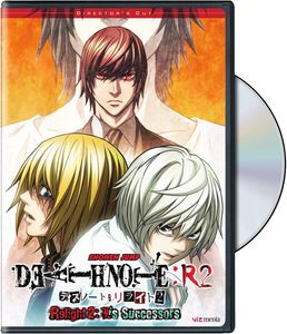 Death Note Re-Light #2: L's Successor