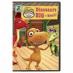 Dinosaur Train: Dinosaurs Big And Small!