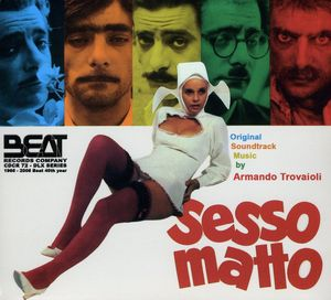 Sessomatto (How Funny Can Sex Be?) (Original Soundtrack) [Import]