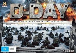 D-Day (70th Anniversary Commemorative Set) [Import]