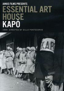 Essential Art House: Kapo [Widescreen] [Black And White]